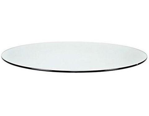 Cristal a medida - Tapas para mesa circulares
