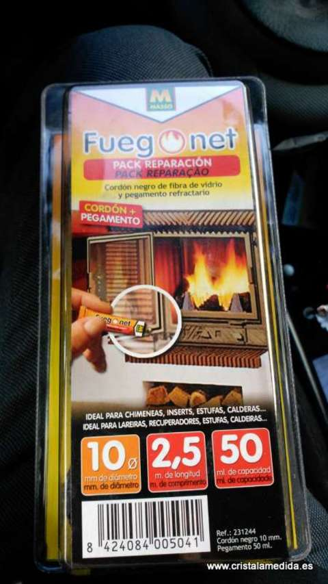 Fuego Net Cordon 10 mm