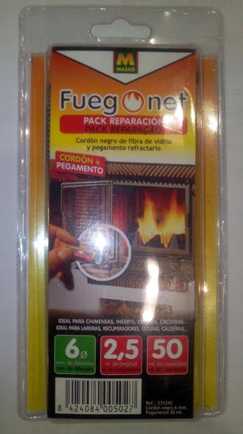 Fuego Net cordon 6mm