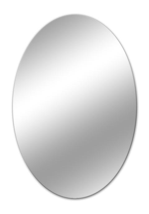 Cristal a medida espejos espejo ovalado de 4mm for Espejo ovalado de pie