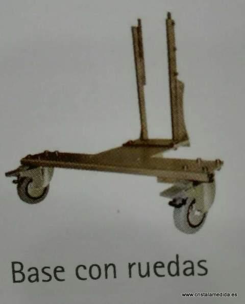 Base con ruedas para extensibles