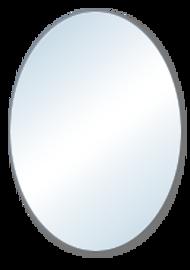 Vidrio Plástico Ovalado