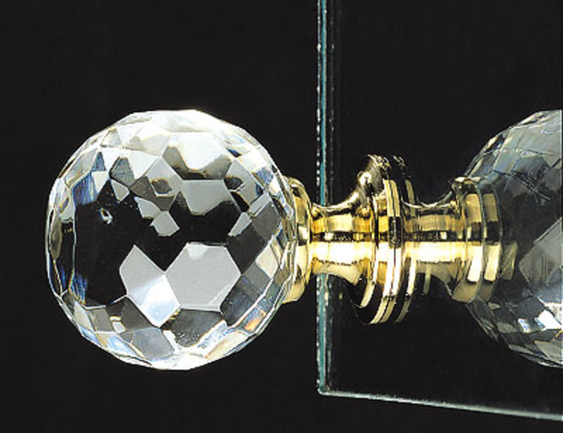 Pomos y tiradores para vidrio y cristal - Pomos y tiradores ...