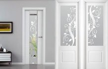 Vidrios para puertas
